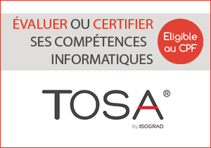 CERTIFICATION TOSA NIMES