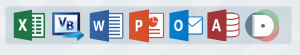 bureautique excel word powerpoint access gard
