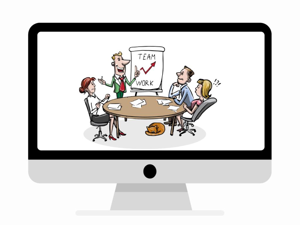 at formation - formation management projet et animation de réunion