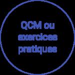 qcm ou exercices pratiques