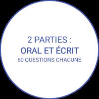BRIGHT LANGUAGE - 2 PARTIES ORAL ET ECRIT
