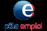 logo pole emploi organisme financement avec écrit